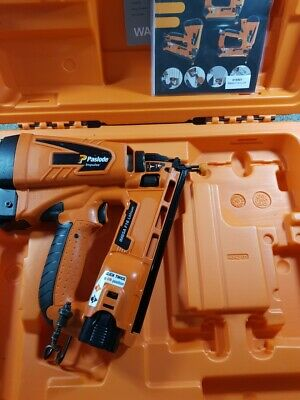 PASLODE IM65A Li F16 Li-ion CORDLESS SECOND FIX NAIL GUN , FULLY SERVICED