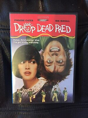 Drop Dead Fred, Good DVD, Phoebe Cates, Rik Mayall, Marsha Mason, Tim Matheson,