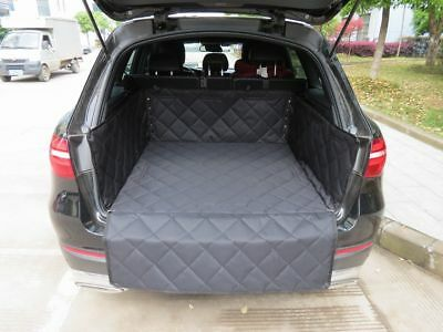 Quilted Heavy Duty Boot Mat Liner For Mini Cooper 5DR Hatchback 2014 On