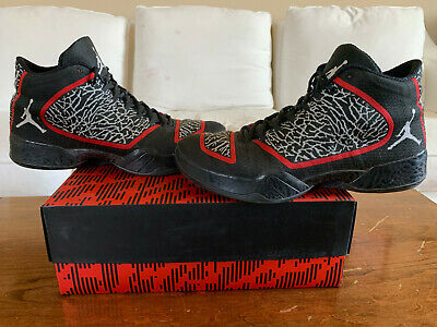 hot sale online e64b0 1f34d Air Jordan XX9 29 Black White Gym Red Size 13 USED 2014