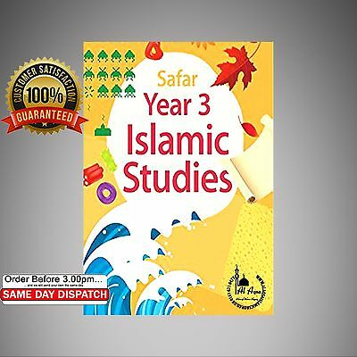 Year 3 Safar academy Illustrated textbook & Workbooks, Islamic curriculum