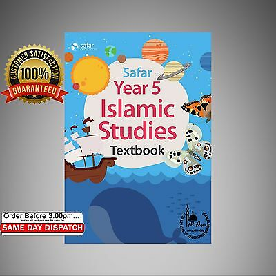 Year 5 Safar academy Illustrated textbook & Workbooks, Islamic curriculum