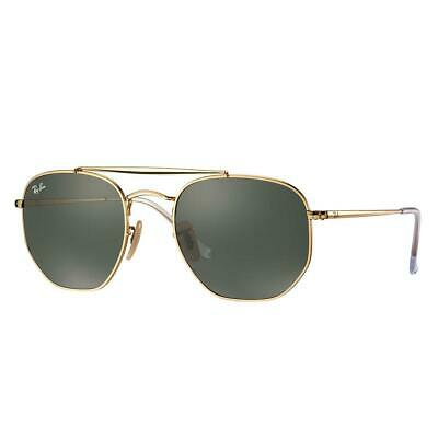 Occhiali Ray-Ban Marshal Color Oro Lenti Verdi G15 RB3648 001 54-21