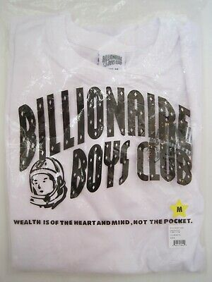 b578acb48039d Hebru X Billionaire Boys Club Flyboy Ls Collab T Shirt 100% Authentic Size M