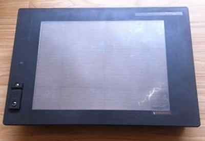 1PC Used Mitsubishi touch screen GT1575-VNBA #RS8