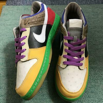 pretty nice 6abb4 fa164 2005 NIKE DUNK LOW ID Cowboy Sneakers N.Y Sole Collector Exclusive US 10  28.0cm