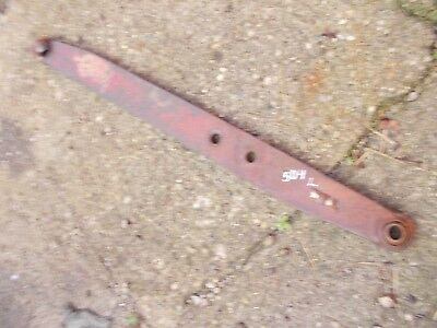 Farmall 504 tractor Original IH 3pt hitch bottom main lift arm left side