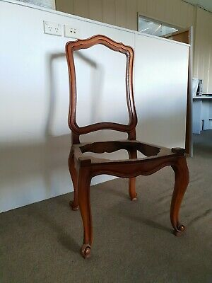 French Chair Frame ready for Upholstery