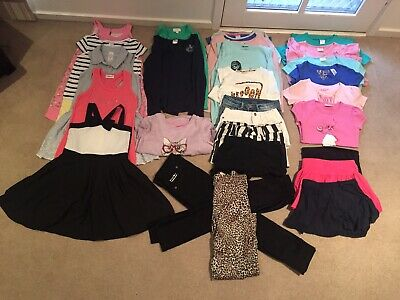 Girls assorted clothes- Size 6-7 (29 items)