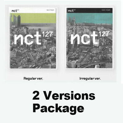 NCT #127 REGULAR-IRREGULAR by NCT 127 [ Ver. Regular + Irregular - 2 items ]