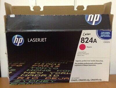 HP Laserjet CP6015 Magenta Imaging Drum CB387A *Box Open*