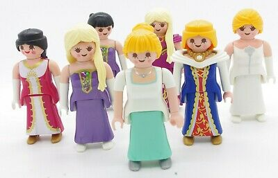PLAYMOBIL FIGURES WOMEN LES DAMES <>< MAX UK POST £1.98 PER INVOICE ><> multi2