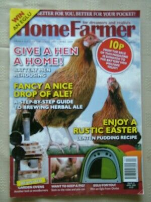Home Farmer / April 2009 / Fancy A Nice Drop Of Ale?