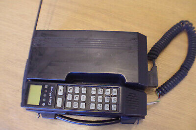 Maxon CarryPhone  T-CCM NMT450 /3 analogue 450MHz phone Made in UK working