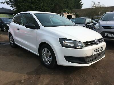 Volkswagen Polo 1.2 ( 60ps ) 2012 S