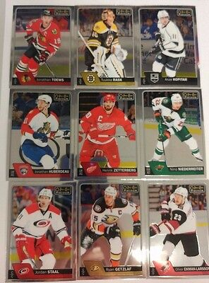 2016-17 O-PEE-CHEE Platinum Base Cards and Rookies You Pick