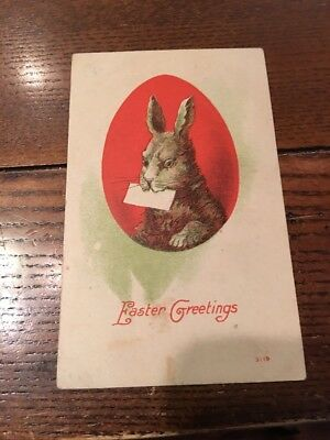 Vintage Early 1900s Easter Postcard