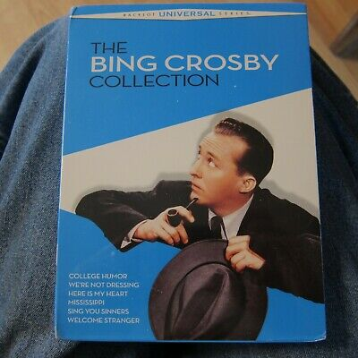 The Bing Crosby Collection (Backlot Universal  *new Dvd