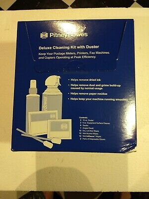 Pitney Bowes Deluxe Cleaning Kit -NIB