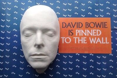 David Bowie Life Mask The Hunger Official V&A Merchandise