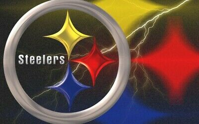 Pittsburgh Steelers Flag Banner 3x5 Lg New Bright Colors No Drop Ship Fast USA