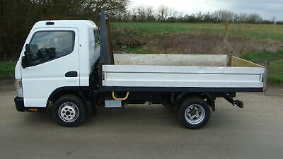 2013 Mitsubishi Canter 3C13 Alloy Tipper Truck 3.0 1 Owner