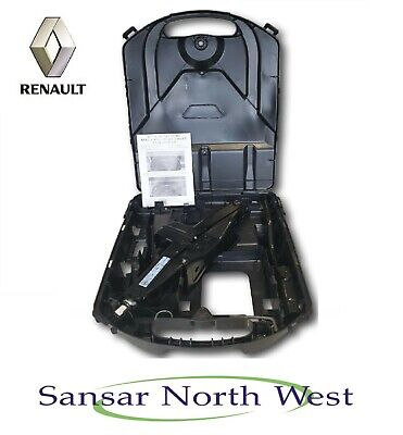 Brand NEW Genuine Renault Trafic III Jack Kit Tool Box For Models ( 2014>2019)