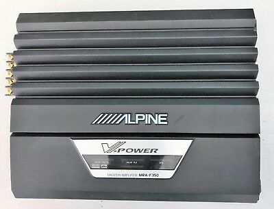 Amplificatore Digitale Alpine MRA-F350 5 canali+ sub Out,  DTS -Dolby Digital Pl