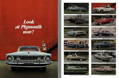 Plymouth 1962 - Look at Plymouth Now!