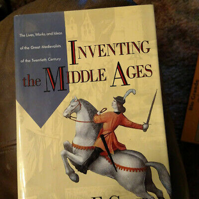 NORMAN F. CANTOR Inventing the Middle Ages HB/DJ 1991 Works of Great Medievalist