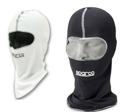 Sparco Softknit basic Balaclava for Kart / Karting / Track days -002231 UK STOCK