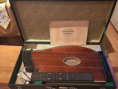 Zither Framus 7/3
