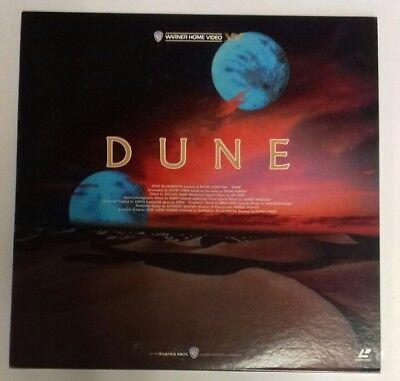 Laserdisc Dune  Japan Ntsc