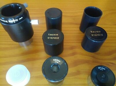 """Eyepiece 0.96 """" & Adapter 1.25"""" to 0.96 """""""