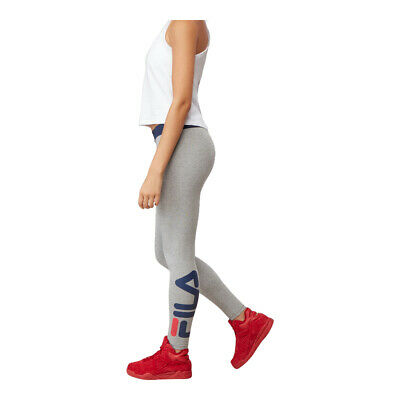 3db85dfd3f30 NEW FILA WOMEN Imelda Thight Lw171Yd7 Sky Blue Or Red Leggings ...