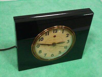General Electric Telechron vintage clock Candlelight with a nautical touch 3H172