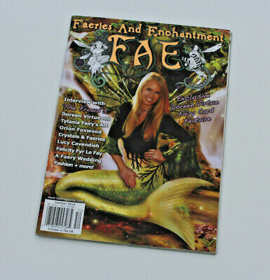 Fae, Faeries and Enchantment Magazine, Summer 2010. Fairys Cosplay costume