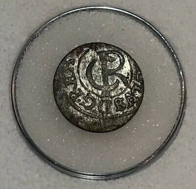 Silver Solidus Rare Medieval Ancient Coin 11-14th Century