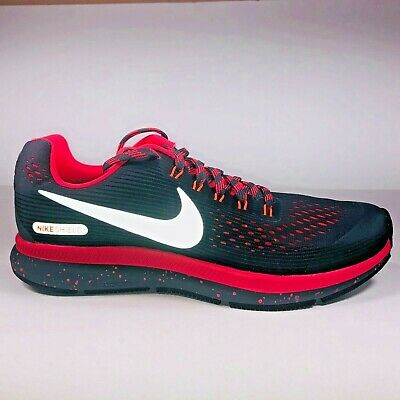 the latest 2adb2 3fa6d Nike Air Pegasus 34 Shield GS Grey Pink Train Athletic Shoes 922849-001 Size  7Y