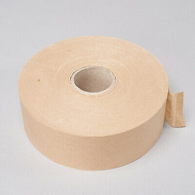 Gummed Paper Tape Water activated 48MM x 200M 60 GSM for packaging