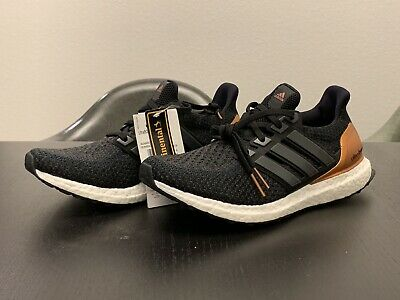 e2eee9a611555 Adidas Ultra Boost 2.0 Bronze Medal Black 8.5 BB4078 BRAND NEW