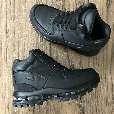the best attitude 897fa 917b8 A1259G Nike Air Max Goadome Black 311567-001 Youth Boots Size 6Y NEW