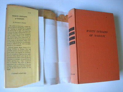 1934 Expedition to Panama Anthropology White Indians Exploration SIGNED Rare 1st