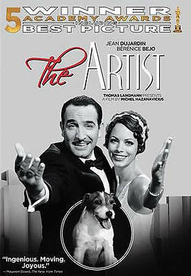 THE ARTIST DVD With Slipcover 2012 *NEW SEALED* Free Shipping Free Returns