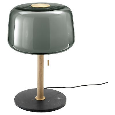 IKEA EVEDAL Table lamp grey Living room