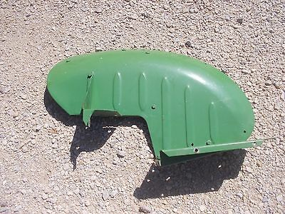John Deere L tractor JD Left fender w/ foot bracket platform step