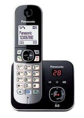 Panasonic Cordless Phone - Single - KXTG6821ALB