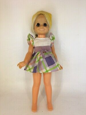 Vintage Ideal - 1969 - Velvet Doll with Original Outfit - Crissy Family #2