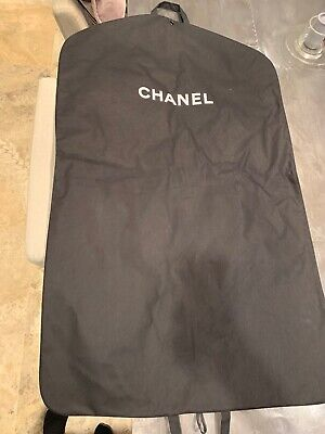 Chanel AUTHENTIC Garment Bag for Travel thick