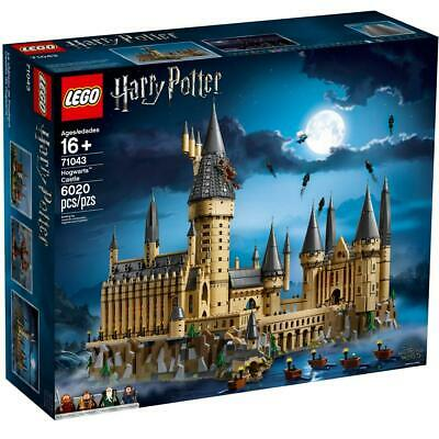 LEGO 71043 Harry Potter Hogwarts Castle New Sealed